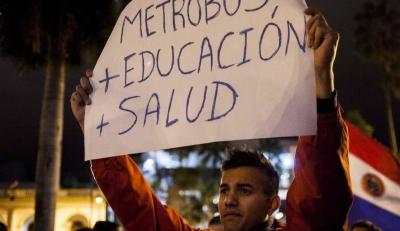 Nuestras voces libertarias no callarán — Nuevo presidente paraguayo