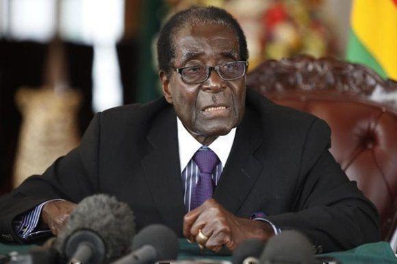 Falleció el expresidente de Zimbabue Robert Mugabe
