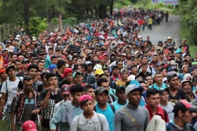 Trump: soldados en frontera EEUU con México no dispararán contra migrantes