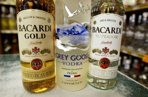 Bacardí Mario Tama Getty Images 580x381