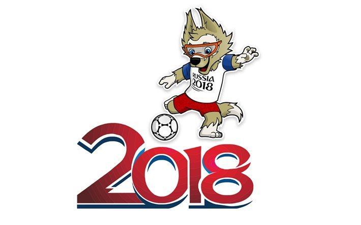Resultado de imagem para copa do mundo 2018 mascote