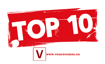 grunge top 10 label png