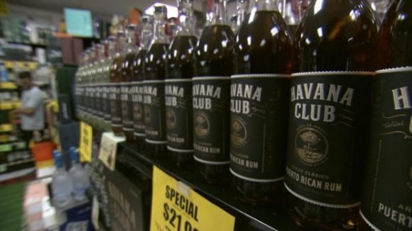 bacardi havana club bottles in miami 580x326
