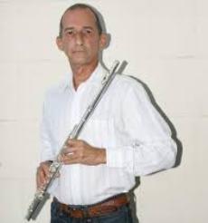 El flautista Axel Rodríguez Lora coordina el evento organizado por el Comité provincial de la Uneac. Foto: Cortesía de la Uneac Guantánamo