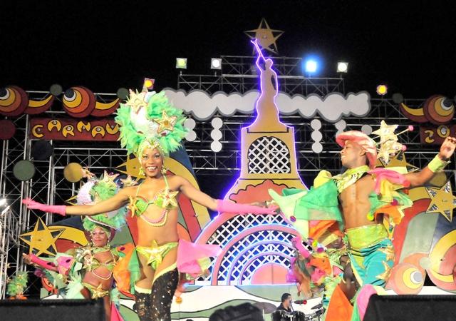 Gala Carnaval Guantánamo 2015 / Foto: Leonel Escalona Furones