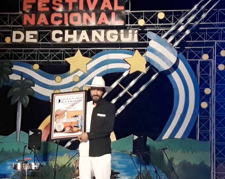 celso changui reconocimiento
