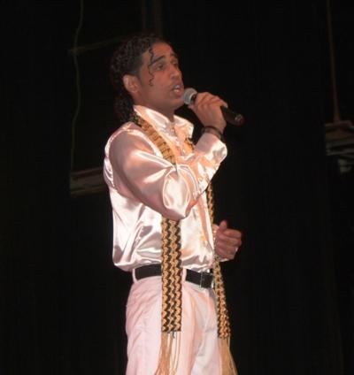 Claudio Lázaro Casal Muñoz, Gran Premio de la octava edición del Concurso Lilí Martínez,