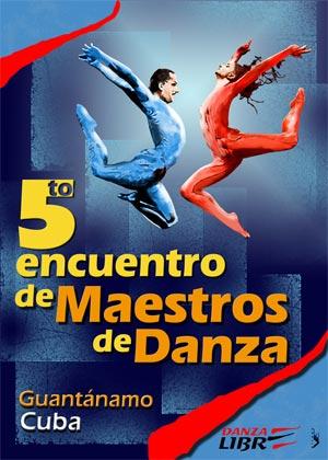 Logo V ENCUENTRO DE MAESTROS DE DANZA