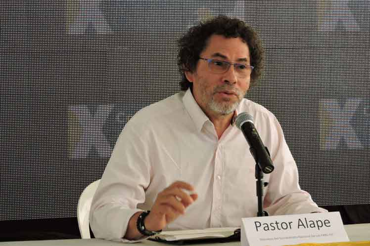 colombia pastor alape