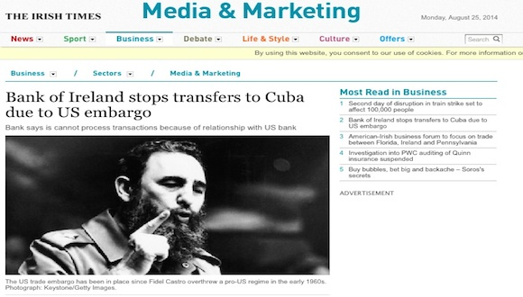 the-irish-times-bloqueo-cuba