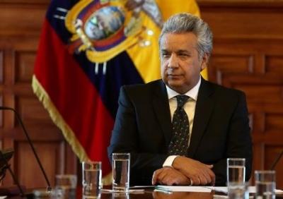 Presidente Lenín Moreno pide la renuncia de todo su gabinete de ministros
