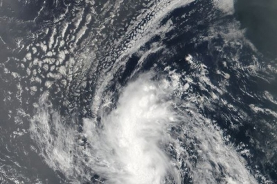 tormenta tropical gaston