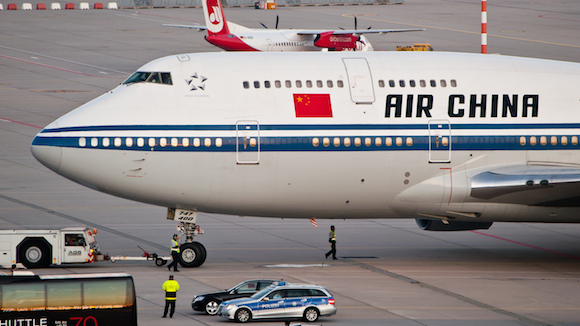 air-china cuba