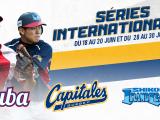 Cuba jugará contra Capitales de Quebec, en liga Can-Am de béisbol