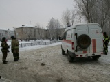 Lesionados por disputa con arma blanca en escuela rusa