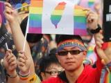 Taiwán, el primer lugar de Asia en aprobar el matrimonio homosexual