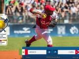 Cuba vence a México en Mundial de Softbol