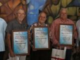 Entregan Premio Nacional de Periodismo Deportivo a la Obra de la Vida