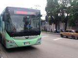 Ómnibus eléctricos llegarán pronto a las calles habaneras