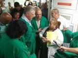 Presidente de Cuba continúa visita gubernamental a Cienfuegos