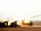 El Ejército sirio lucha contra el EI con apoyo de la Fuerza Aérea rusa
