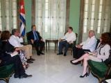 Subsecretario italiano cumple intensa agenda en Cuba