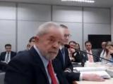 Atienden pedido de defensa y suspenden testimonio de Lula