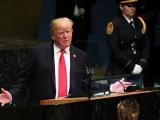 Incoherencias de Trump desatan risas y asombro en la ONU