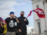 Puerto Rico: Masiva protesta liderada por artistas acaba en disturbios