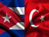 Canciller turco inicia visita a Cuba