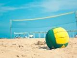 Parada Norceca de voleibol de playa en Varadero