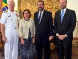Cancillería brasileña instruye a sus embajadas sumarse al cerco estadounidense a Cuba