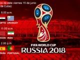 Mundial Rusia 2018: Calendario de la segunda jornada
