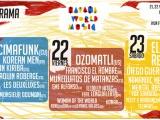 Havana World Music celebrará su última edición esta semana