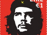 Venta sin precedentes de estampilla del Che en Irlanda