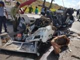 Tres muertos y cinco lesionados en accidente vial cerca de Santa Clara