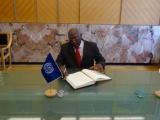 Destaca canciller compromiso de Cuba con derechos de trabajadores