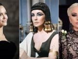 Angelina Jolie y Lady Gaga pugnan por protagónico en cinta Cleopatra