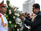 Presidente Nicolás Maduro rindió honores a José Martí