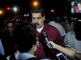 Nicolás Maduro arriba a Cuba en visita oficial