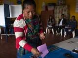 Guatemala: lento avance de conteo tras elección presidencial