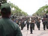 Celebran día nacional del Ejército Bolivariano de Venezuela