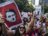 Brasileñas marcharán contra retrocesos del Gobierno de Bolsonaro