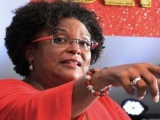 Mia Mottley, primera mujer gobernante de Barbados