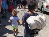 Secretaria de Seguridad de EE. UU: Caravana de migrantes no cruzará la frontera