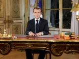 Emmanuel Macron decreta emergencia social y económica en Francia
