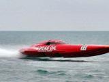Logran récord mundial de velocidad en lancha rápida desde Cayo Hueso a La Habana
