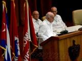 Clausura José Ramón Machado Ventura el XXI Congreso de la Central de Trabajadores de Cuba