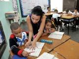 Se reincorporan a las aulas más de cinco mil maestros tras el aumento salarial