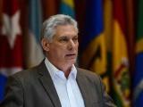 Reafirma Díaz-Canel que en Cuba no habrá giros capitalistas
